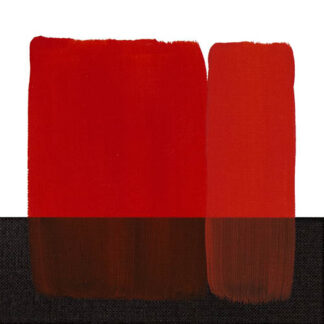 Акриловая краска Acrilico 500 мл 251 красный светлый стойкий Maimeri Италия
