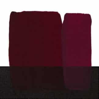 Акриловая краска Acrilico 500 мл 253 красный темный стойкий Maimeri Италия