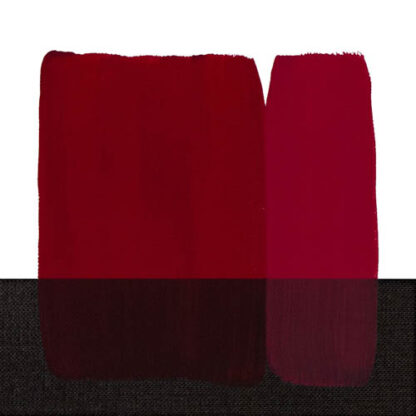 Акриловая краска Acrilico 500 мл 254 ализариновый красный стойкий Maimeri Италия
