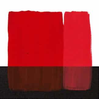 Акриловая краска Acrilico 500 мл 259 красный средний стойкий Maimeri Италия