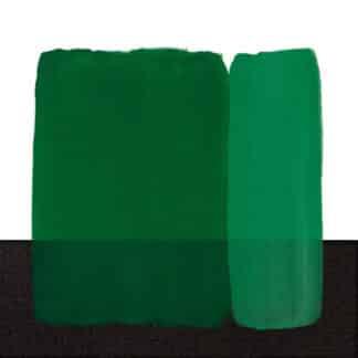 Акриловая краска Acrilico 500 мл 303 зеленый яркий Maimeri Италия