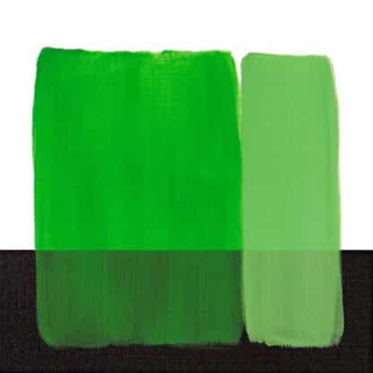 Акриловая краска Acrilico 500 мл 323 желто-зеленый Maimeri Италия