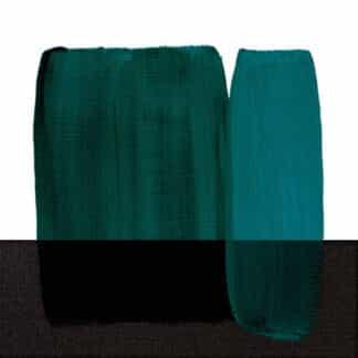 Акриловая краска Acrilico 500 мл 409 зелено-синий Maimeri Италия