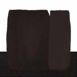 Акриловая краска Acrilico 500 мл 540 марс черный Maimeri Италия