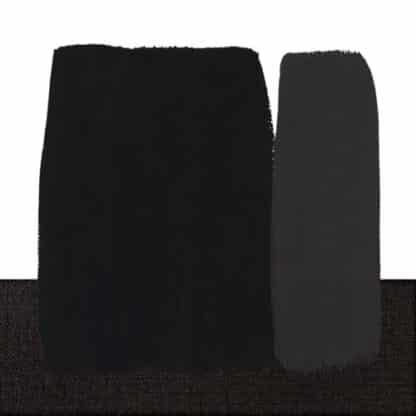 Акриловая краска Polycolor 20 мл 530 черный Maimeri Италия