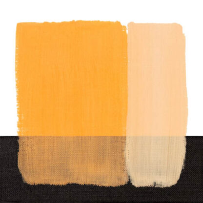 Масляная краска Classico 60 мл 076 желтый темный яркий Maimeri Италия