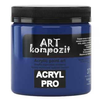 Акриловая краска 371 Кобальт синий темный 430 мл Kompozit