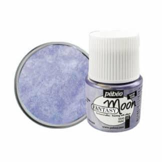 Краска лаковая Fantasy Moon 022 Лиловый 45 мл Pebeo