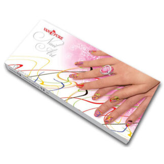 Набор акриловых красок Nail Art 12 цветов по 12 мл Van Pure