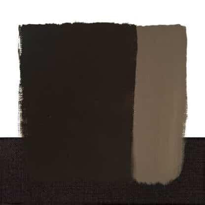 Масляная краска Classico 200 мл 484 коричневый Ван Дик Maimeri Италия