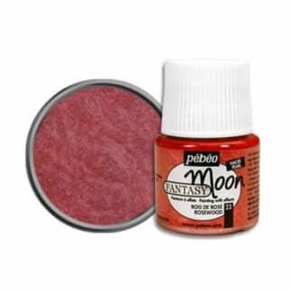 Краска лаковая Fantasy Moon 023 Розовое дерево 45 мл Pebeo