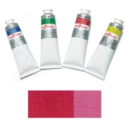 Масляная краска 60 мл 009 розовая Van Pure