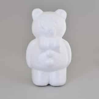 Заготовка пенопластовая  Медвежонок 170мм Santi