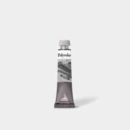 Акриловая краска Polycolor 20 мл 003 серебро Maimeri Италия