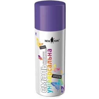 Эмаль универсальная  Фиолетовая  №4005  400 мл New Ton