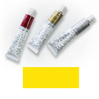 Акриловая краска Nail Art 12 мл 023 желтая средняя Van Pure