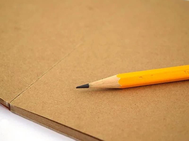 Бумага крафт для эскизов