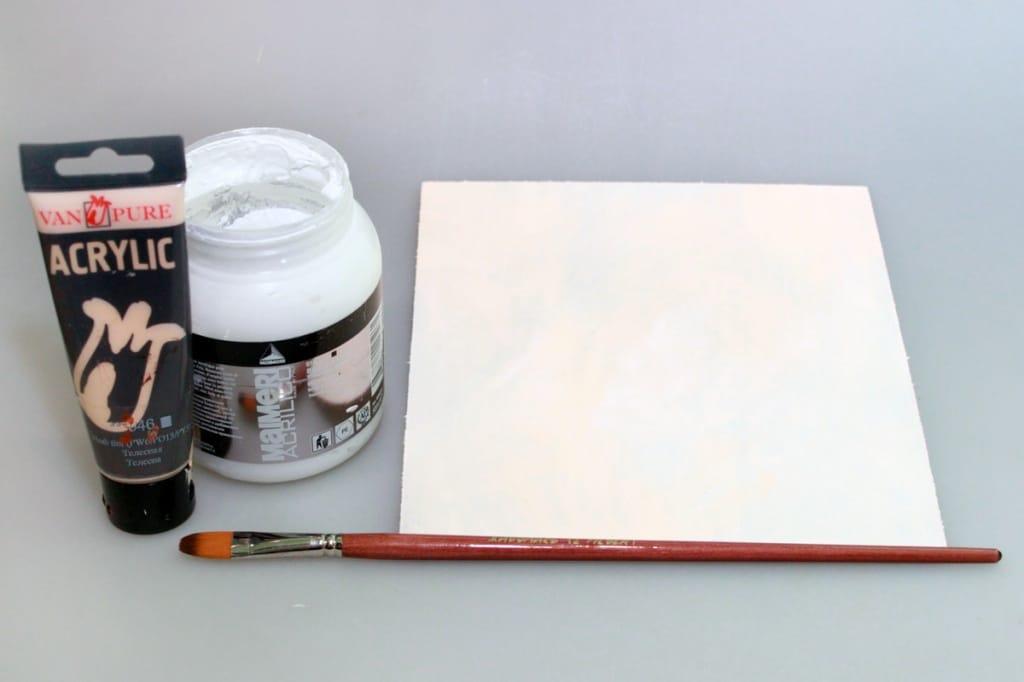 Мастер-класс по декупажу материалами Van Pure - 03