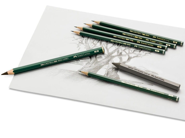 Графитные карандаши Faber-Castell