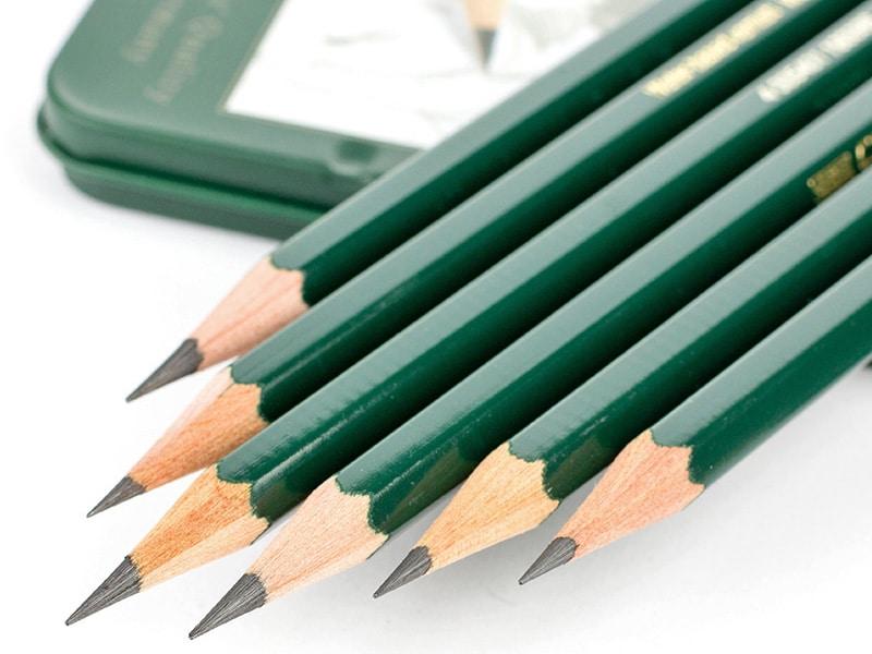 Карандаш графитный Faber-Castell