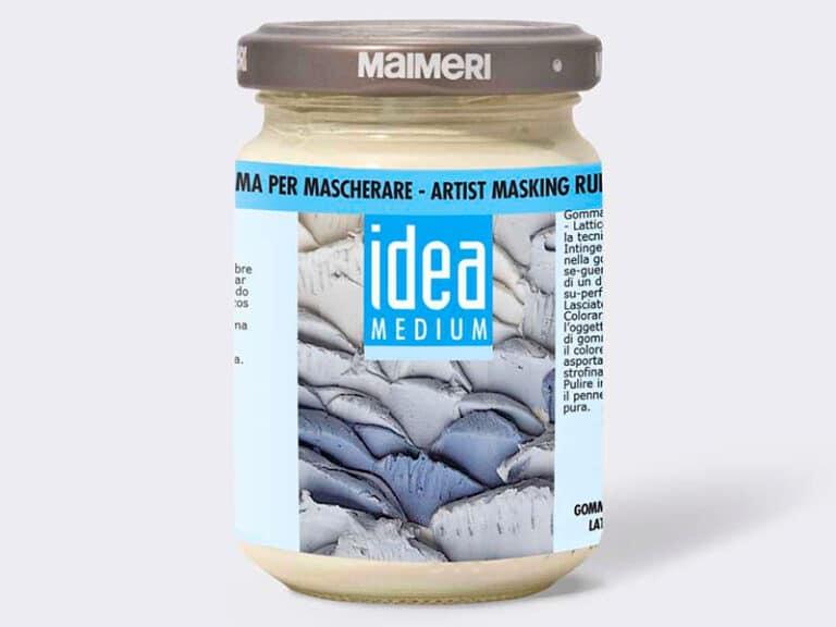 Маскирующая резина Idea Medium Maimeri