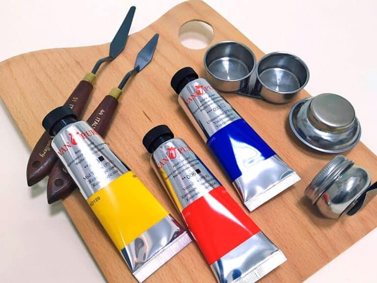 Масляные краски Van Pure