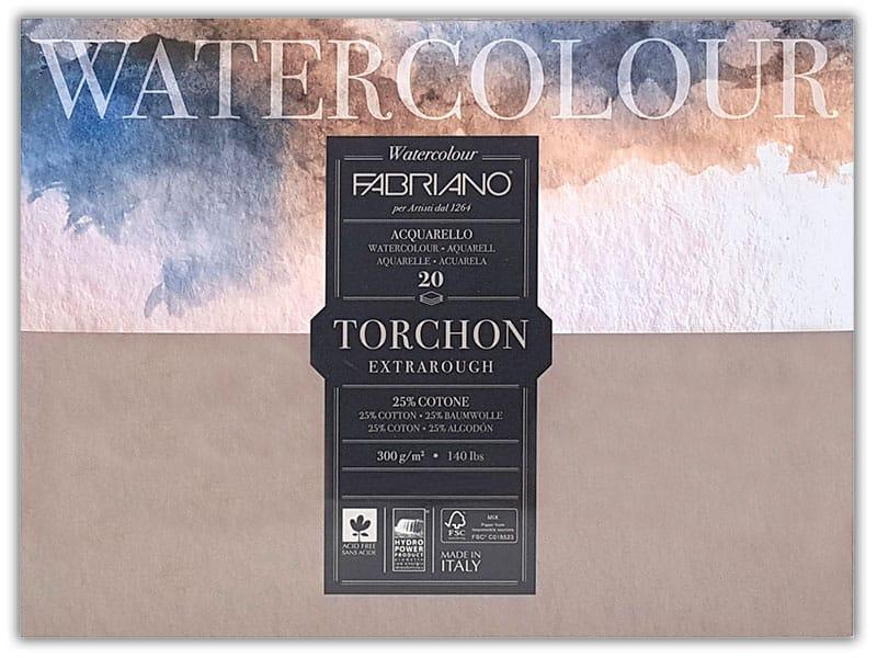 Бумага Watercolour Torchon Extra Rough