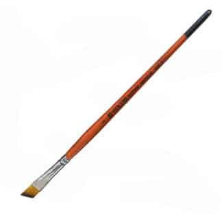 1097А №06 Carrot Синтетика угловая короткая ручка Kolos