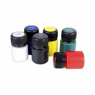 Набор матовых акриловых красок Decola 6 цветов по 20 мл ЗХК «Невская палитра»