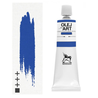 Масляная краска 30 Голубой церулеум 60 мл Renesans Польша