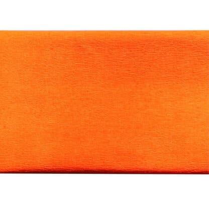 Бумага креповая оранжевая 50х200 см 35 г/м.кв. «Трек» Украина