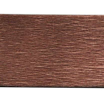 Бумага креповая темно-коричневая 50х200 см 35 г/м.кв. «Трек» Украина