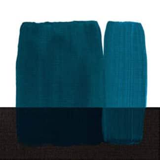 Акриловая краска Acrilico 1000 мл 400 синий основной Maimeri Италия