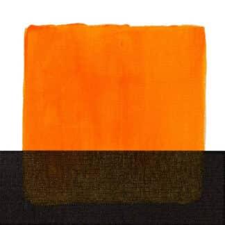 Акриловая краска Acrilico 200 мл 051 оранжевый флуоресцентый Maimeri Италия
