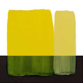 Акриловая краска Acrilico 200 мл 112 желто-лимонный стойкий Maimeri Италия