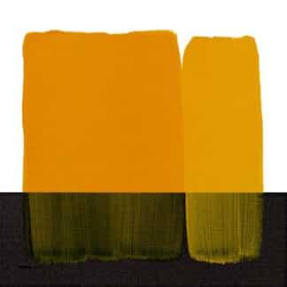 Акриловая краска Acrilico 200 мл 113 желтый средний стойкий Maimeri Италия
