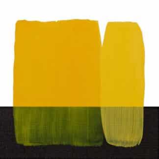Акриловая краска Acrilico 200 мл 116 желтый основной Maimeri Италия