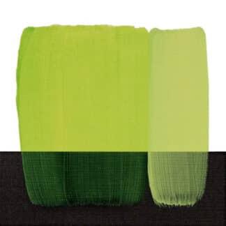 Акриловая краска Acrilico 200 мл 120 зеленовато-желтый Maimeri Италия