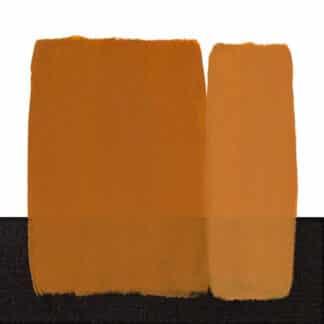 Акриловая краска Acrilico 200 мл 131 охра желтая Maimeri Италия