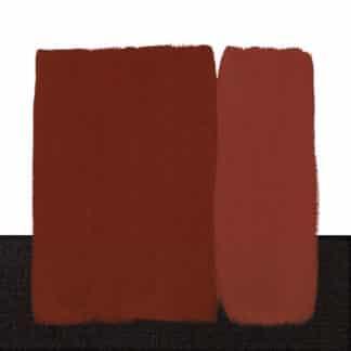 Акриловая краска Acrilico 200 мл 191 охра красная Maimeri Италия