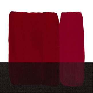 Акриловая краска Acrilico 200 мл 254 ализариновый красный стойкий Maimeri Италия
