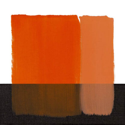 Масляная краска Classico 200 мл 249 красно-оранжевый стойкий Maimeri Италия