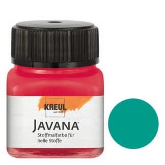 Краска по светлым тканям нерастекающаяся KR-90914 Изумрудный 20 мл Sunny Javana C.KREUL