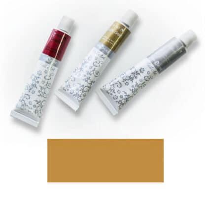 Акриловая краска Nail Art 12 мл 029 охра желтая Van Pure