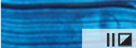 Акриловая краска 46 Ультрамарин зеленый 100 мл Renesans Польша