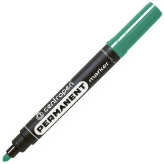 Маркер перманентный Зеленый Centropen 8566