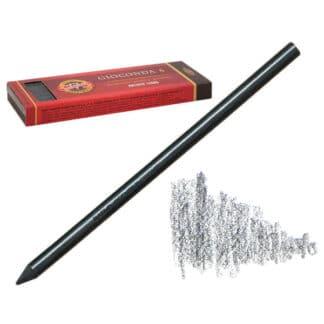 Грифель Gioconda 4345/3 5,6 мм графит натуральный Koh-i-Noor