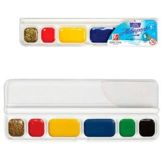 Набор акварельных красок «Престиж» 6 цветов Луч