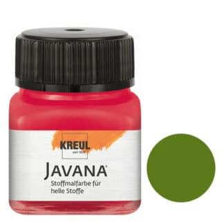 Краска по светлым тканям нерастекающаяся KR-90915 Оливковый 20 мл Sunny Javana C.KREUL