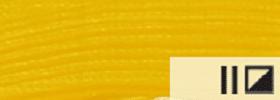 Акриловая краска 05 Желтый средний 100 мл Renesans Польша